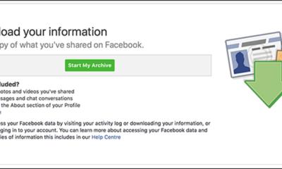 """Facebooks Funktion """"Daten herunterladen"""" lässt viel aus"""