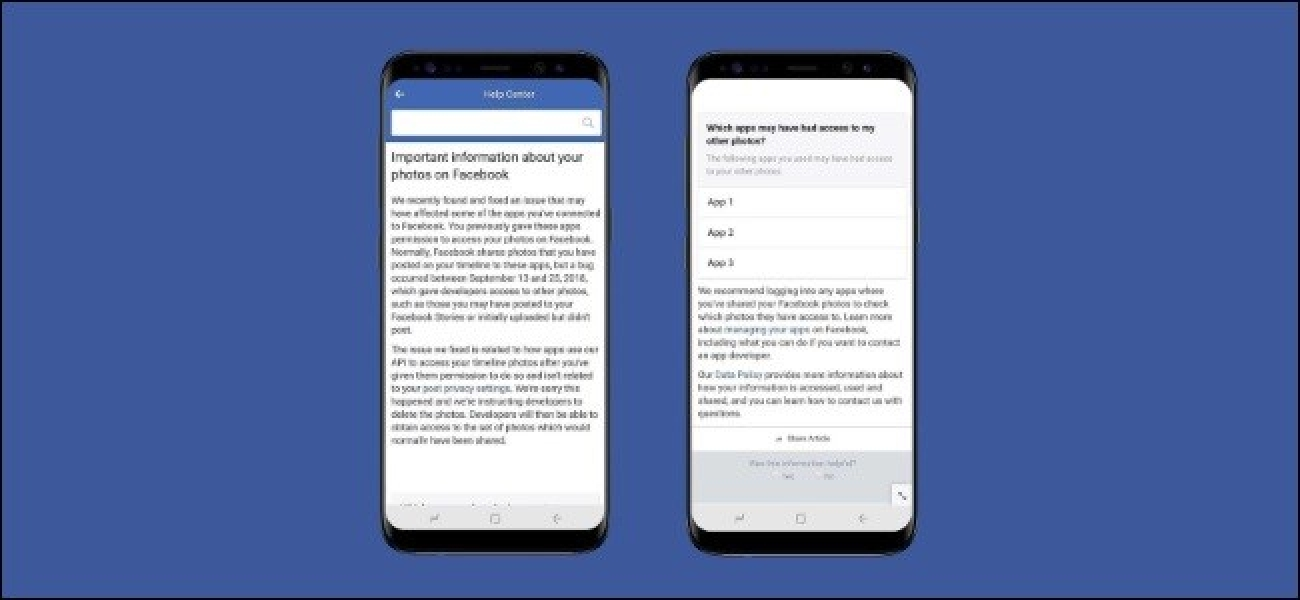 Ein Facebook-Fehler enthüllte Fotos für fast 7 Millionen Benutzer