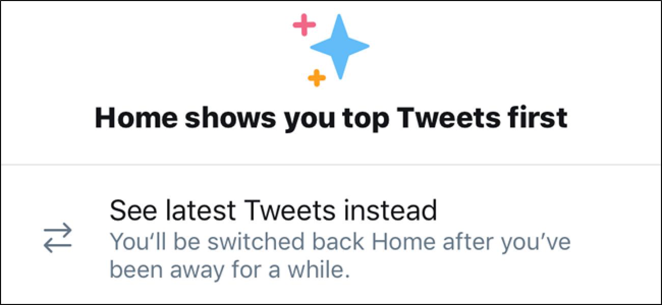So sehen Sie neue Tweets zuerst auf iOS und Android