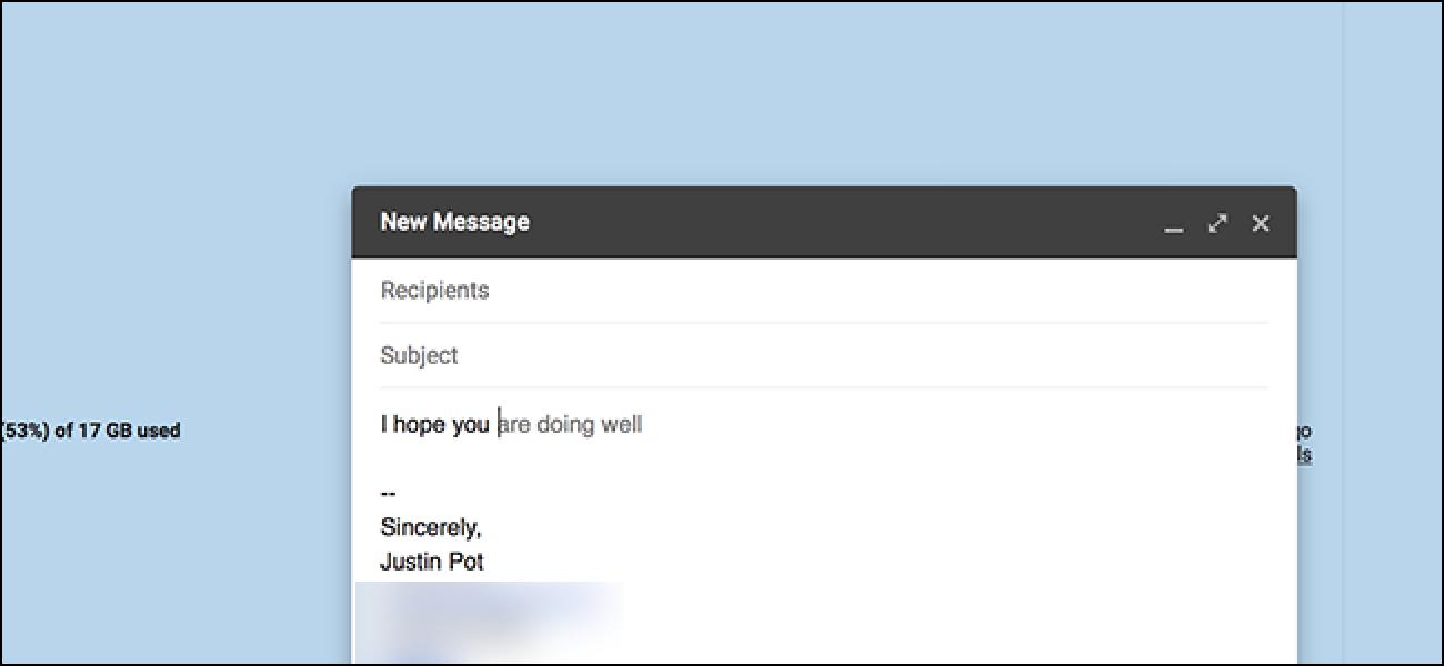 Google Mail Smart Compose schreibt grundsätzlich E-Mails für Sie und ist jetzt live