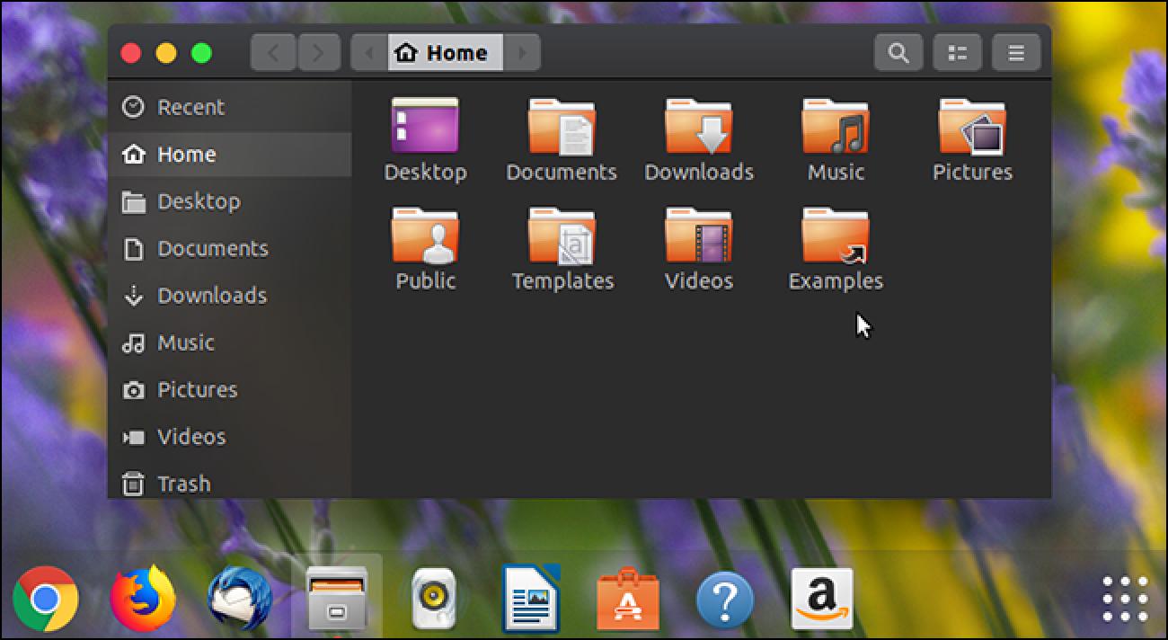 Lassen Sie Ubuntu wie den dunklen Modus von macOS Mojave aussehen
