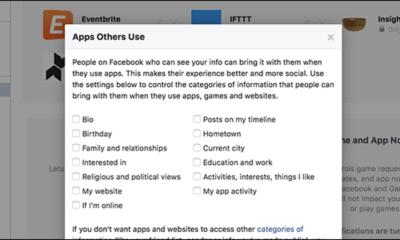 Die Einstellungen von Facebook enthalten Datenschutzschaltflächen, die absolut nichts bewirken