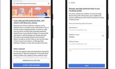 Facebook verwendet dunkle Muster, um die EU-Datenschutzbestimmungen zu untergraben