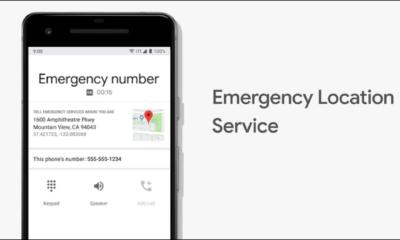 Android-Telefone teilen jetzt präzise Standortdaten mit mehr 911 Call Centern