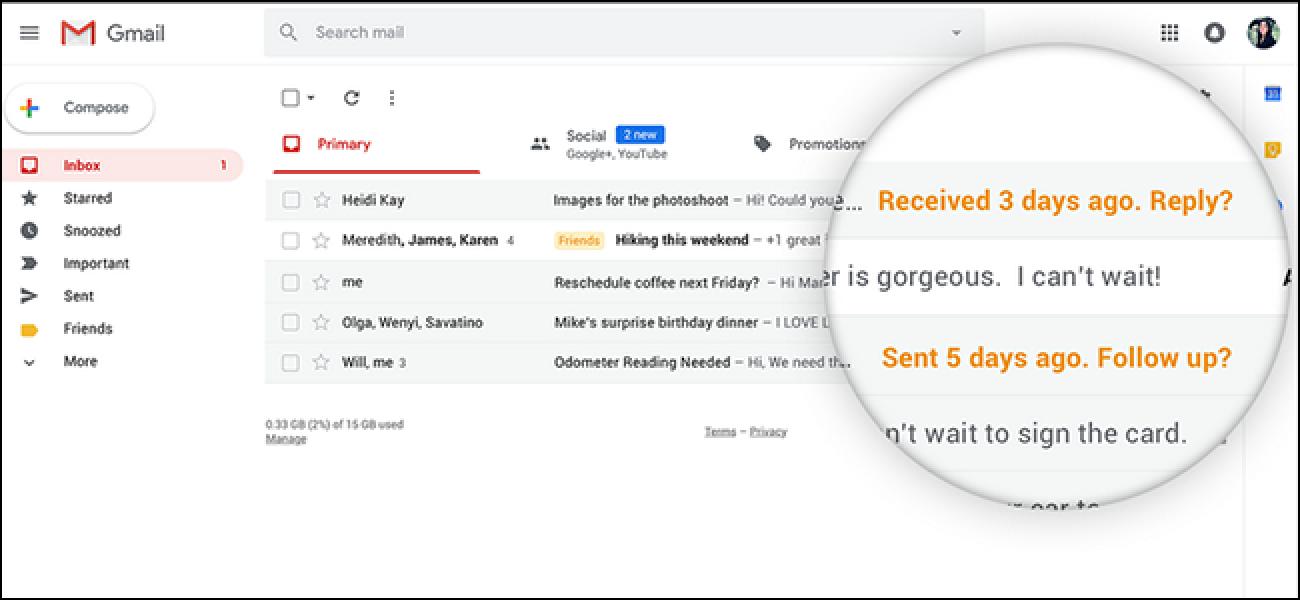 Google wird diesen Herbst alle auf das neue Google Mail-Konto umstellen, ob sie es möchten oder nicht