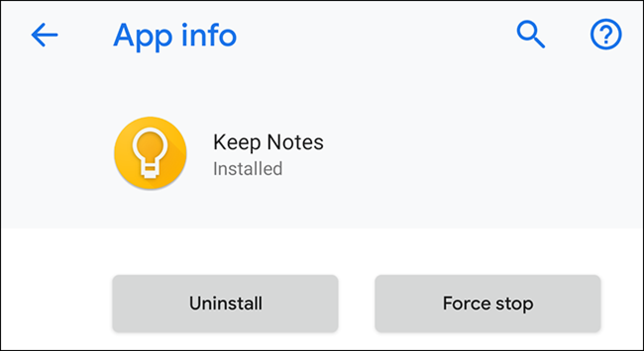 "Google hat Keep in ""Keep Notes"" unter Android umbenannt"