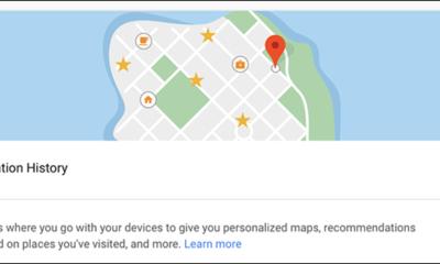 Das Deaktivieren des Standortverlaufs hindert Google nicht daran, Ihren Standort zu verfolgen