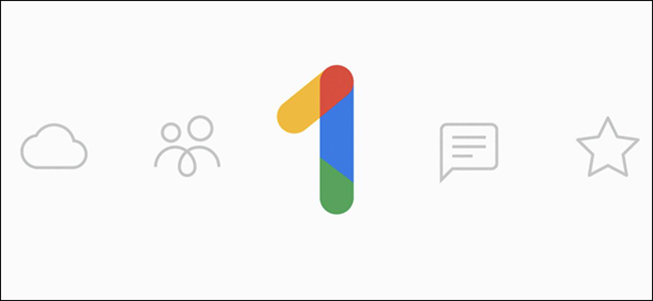 Vergleich der neuen Speicherpreise von Google im Vergleich zu Microsoft, Apple und Dropbox
