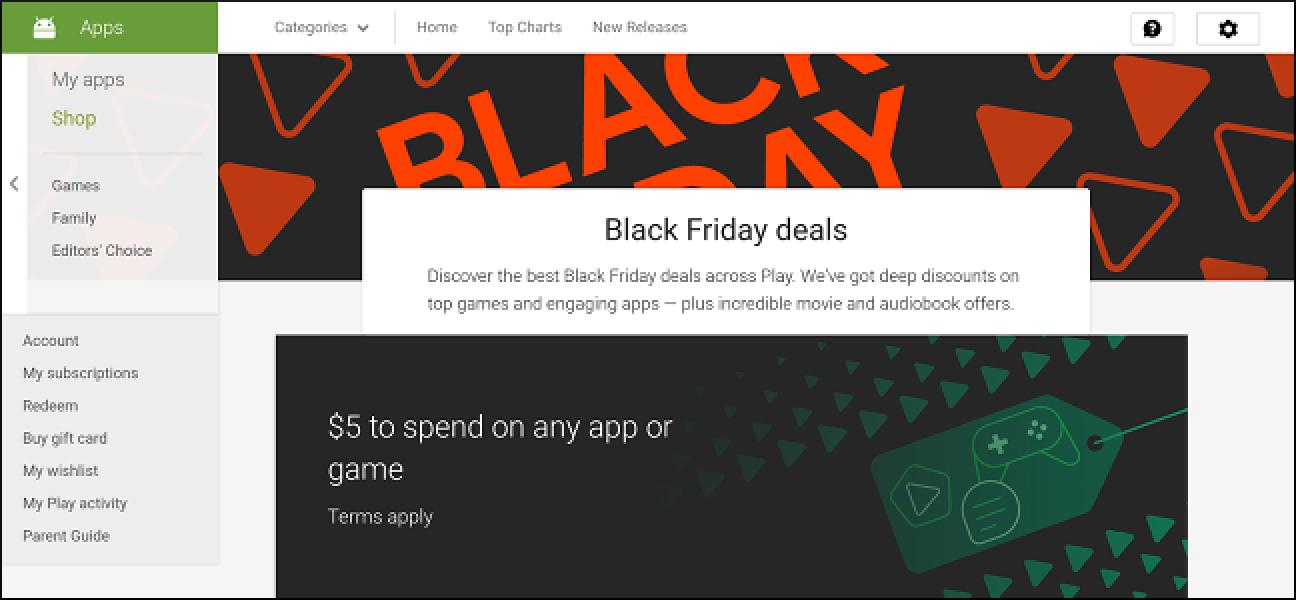 Google Play bietet $ 0,99 Filmverleih (und andere Rabatte) für Thanksgiving