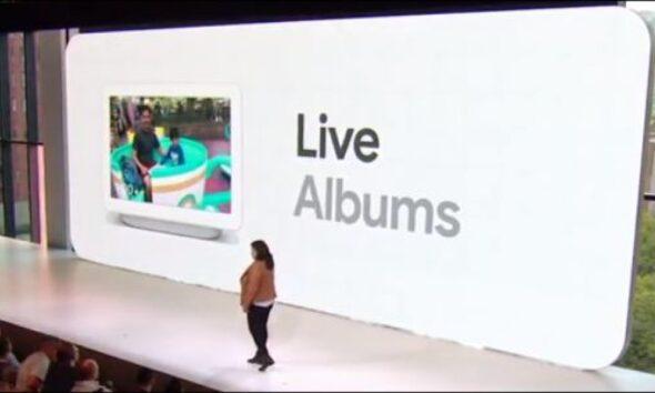 Die Live-Alben von Google können Ihre besten Fotos automatisch freigeben