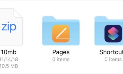 So entpacken Sie eine Zip-Datei mit der Datei-App Ihres iPhone oder iPad