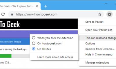 So steuern Sie die Berechtigungen einer Chrome-Erweiterung