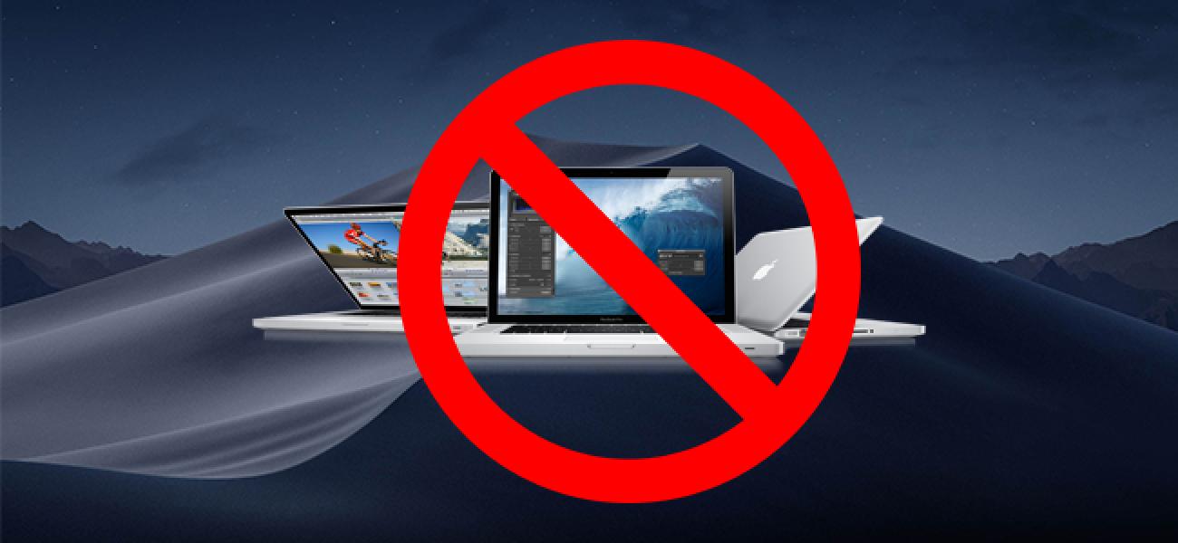 Ihr sieben Jahre alter Mac kann macOS Mojave nicht ausführen, also verkaufen Sie ihn vielleicht jetzt