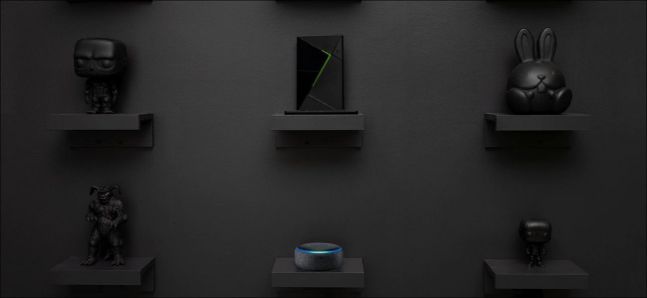 Sie können Ihren NVIDIA SHIELD-Fernseher jetzt mit Amazon Echo steuern