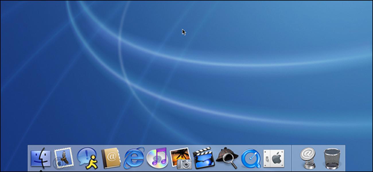 Das moderne MacOS ist jetzt älter als das klassische Mac OS im Jahr 2001