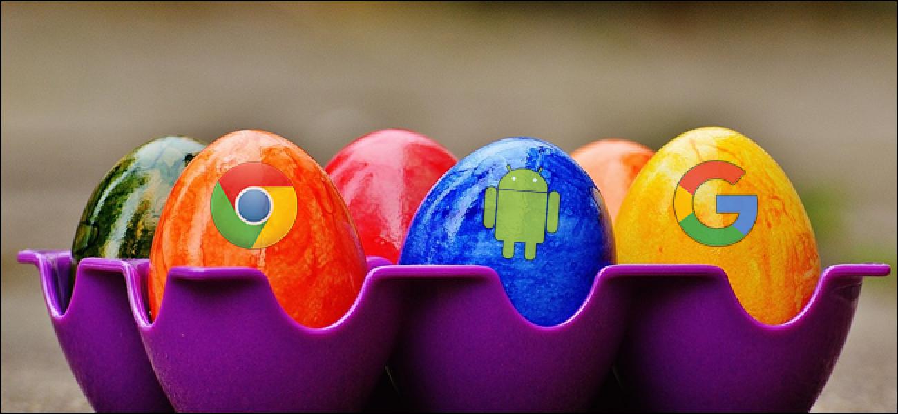 Wie man Googles neues geheimes Osterei spielt: ein Text-Abenteuerspiel