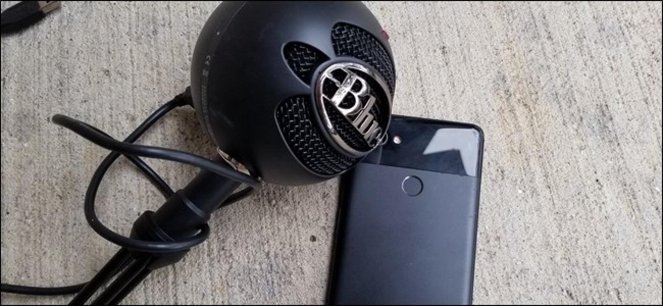 Die Unterstützung für externe Mikrofone kommt diese Woche für Google Pixel Cameras. Deshalb ist das großartig