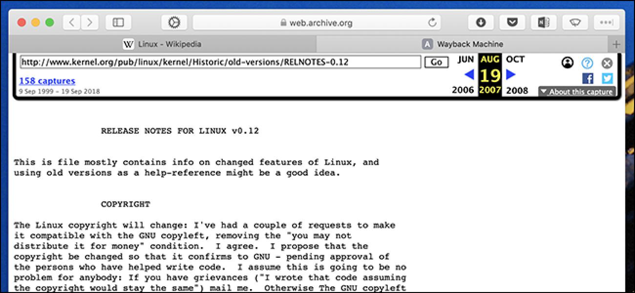 Bots und Freiwillige ersetzten 9 Millionen kaputte Wikipedia-Referenzen durch Wayback-Maschinenlinks