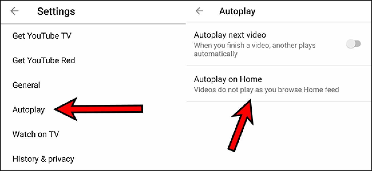 So deaktivieren Sie die nervigen automatischen Miniaturansichten von YouTube auf Android