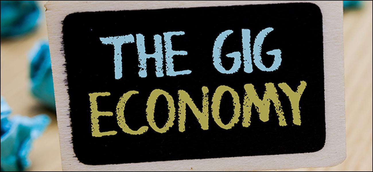 Was ist die Gig Economy und warum ist sie so umstritten?