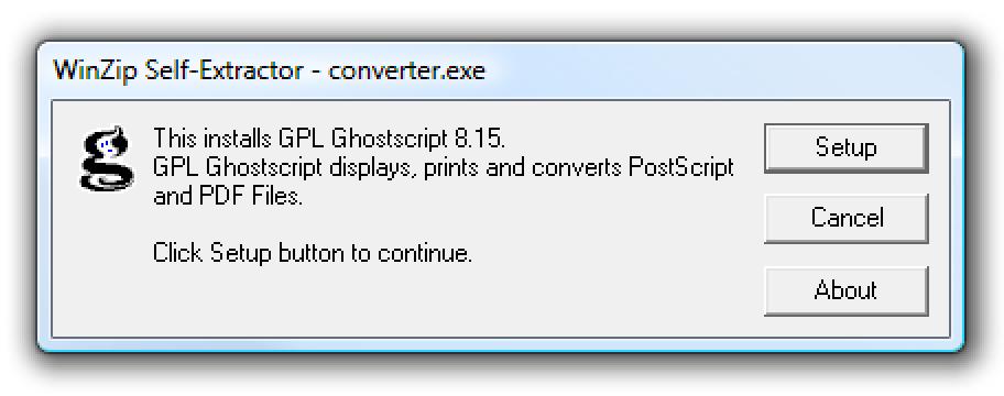 Drucken in eine PDF-Datei unter Windows Vista