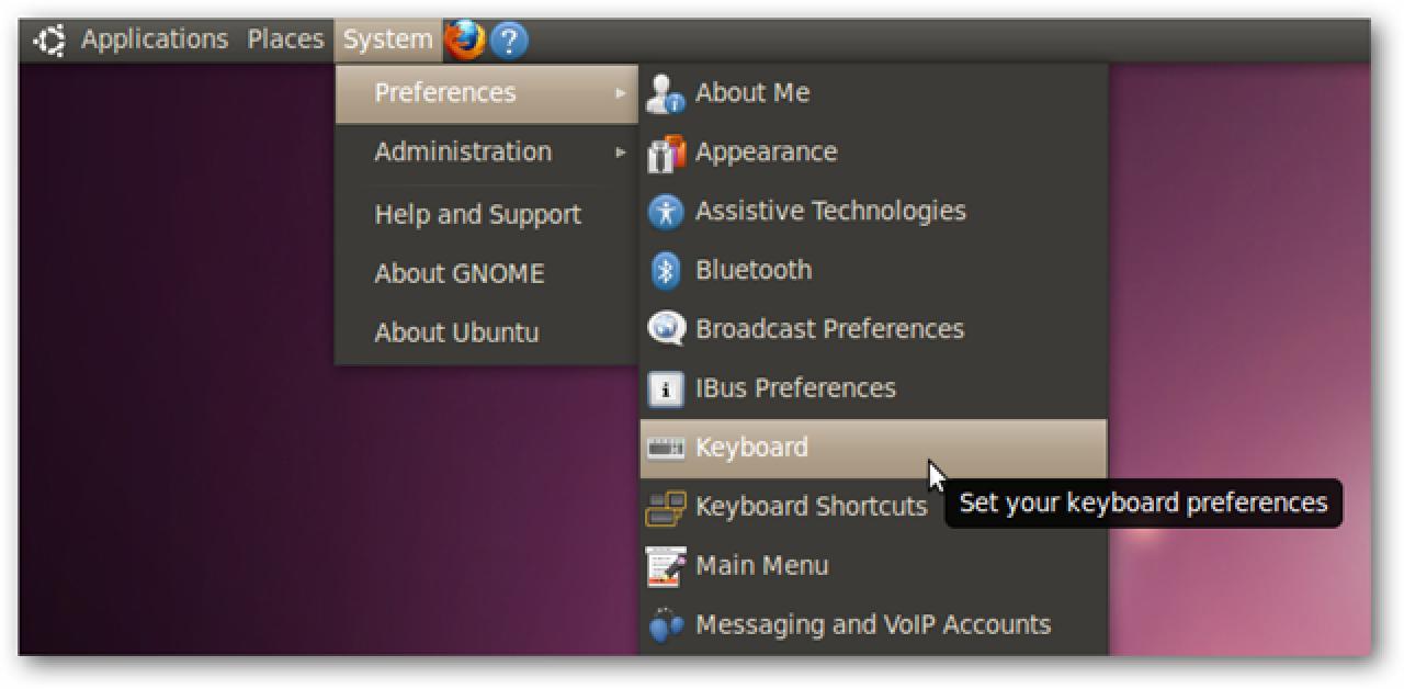 Fügen Sie Ubuntu eine Tastatureingabesprache hinzu