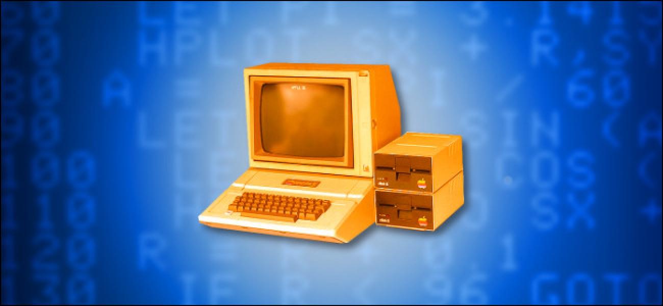 So schreiben Sie ein Apple II BASIC-Programm in Ihren Webbrowser