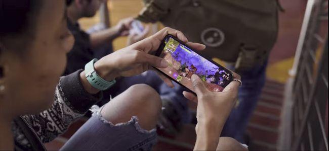 Fortnite, Fortnite iPhone, Fortnite Ios, Fortnite am Telefon,
