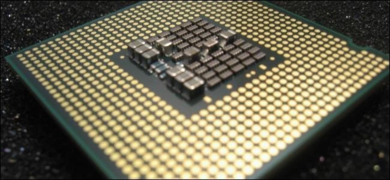 Warum Sie die CPU-Taktrate nicht zum Vergleichen der Computerleistung verwenden können