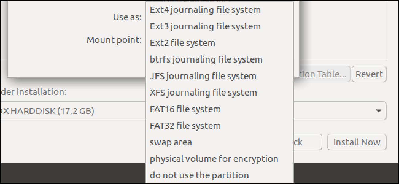 Welches Linux-Dateisystem sollten Sie verwenden?