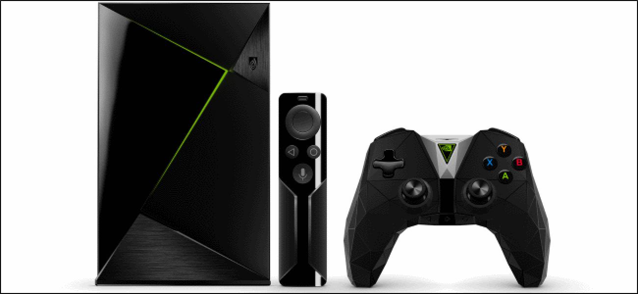 Der NVIDIA SHIELD ist die leistungsstärkste Set-Top-Box, die Sie kaufen können