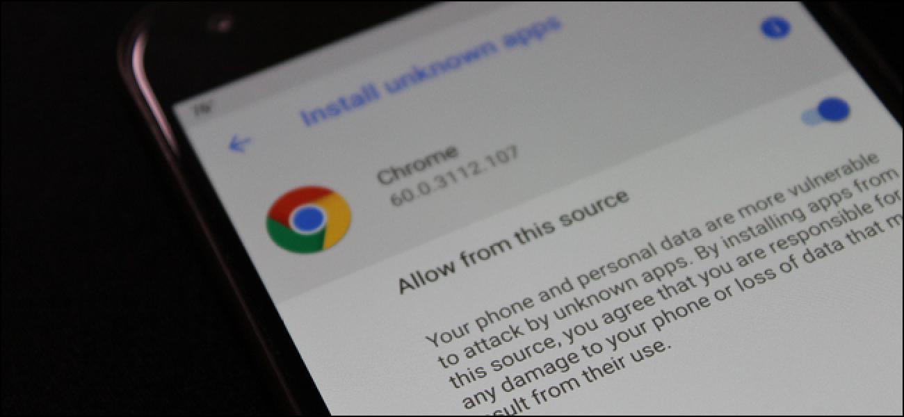 Grundlegendes zur neuen Sideloading-Richtlinie von Android Oreo