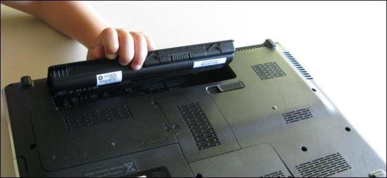 So kalibrieren Sie den Akku Ihres Laptops für genaue Schätzungen der Akkulaufzeit
