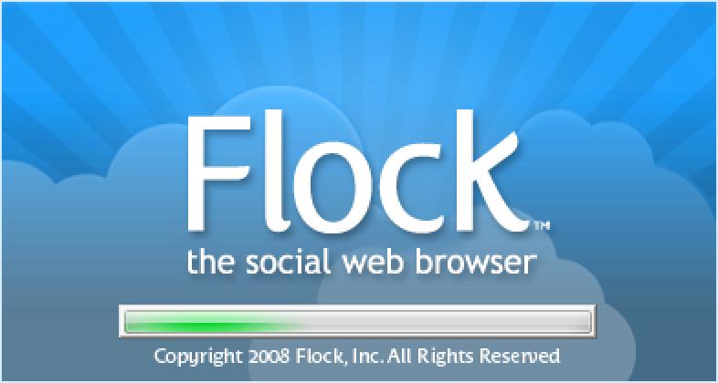 Social Web Browsing mit Flock