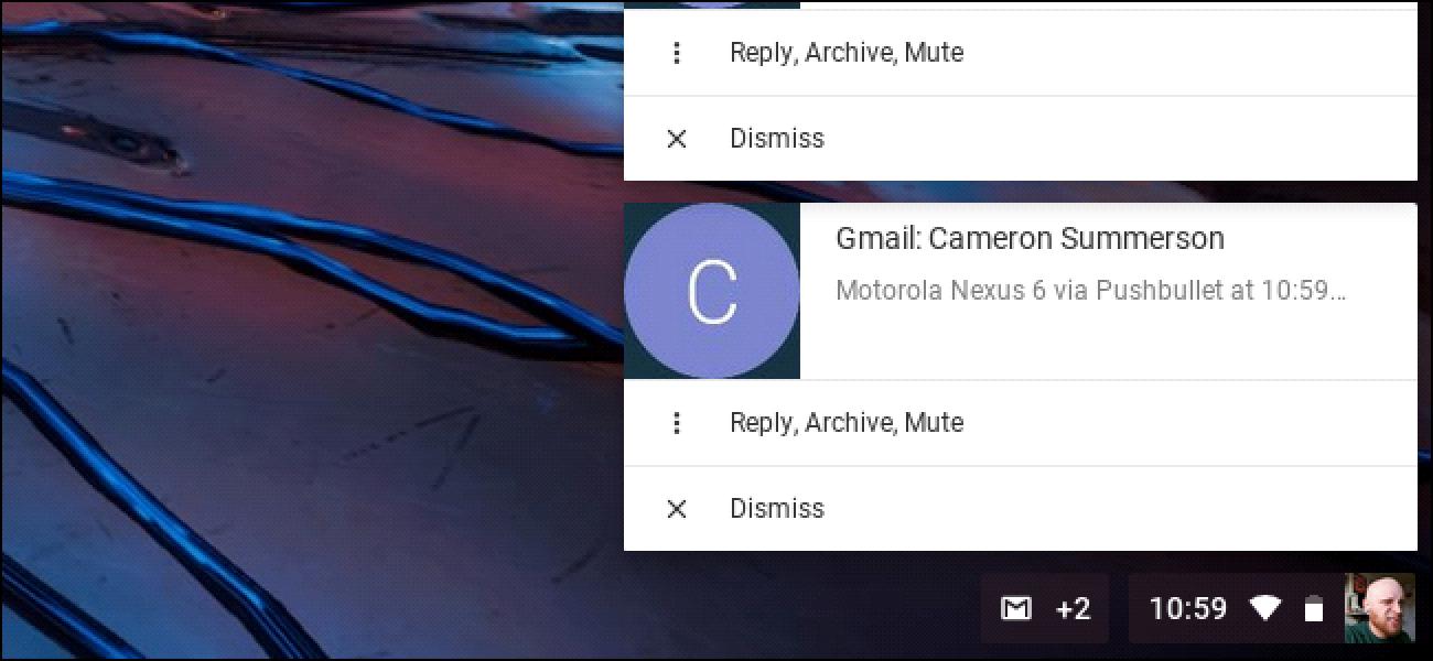 So synchronisieren Sie Ihre Android-Benachrichtigungen mit Ihrem PC oder Mac