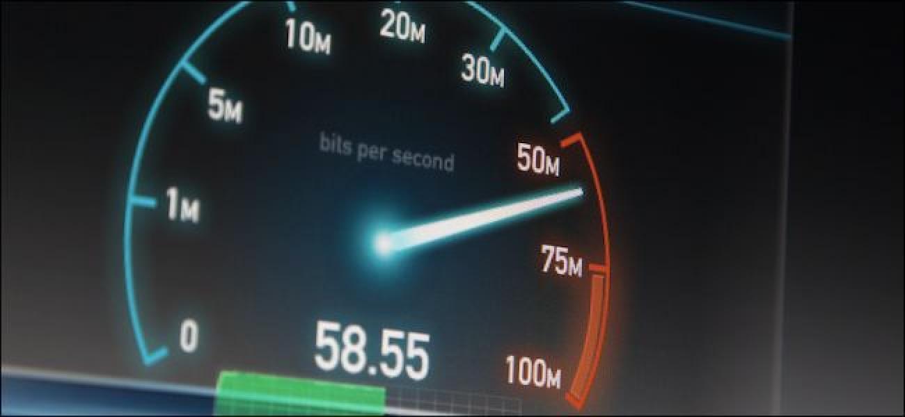 Wie viel Internetgeschwindigkeit brauchen Sie wirklich?