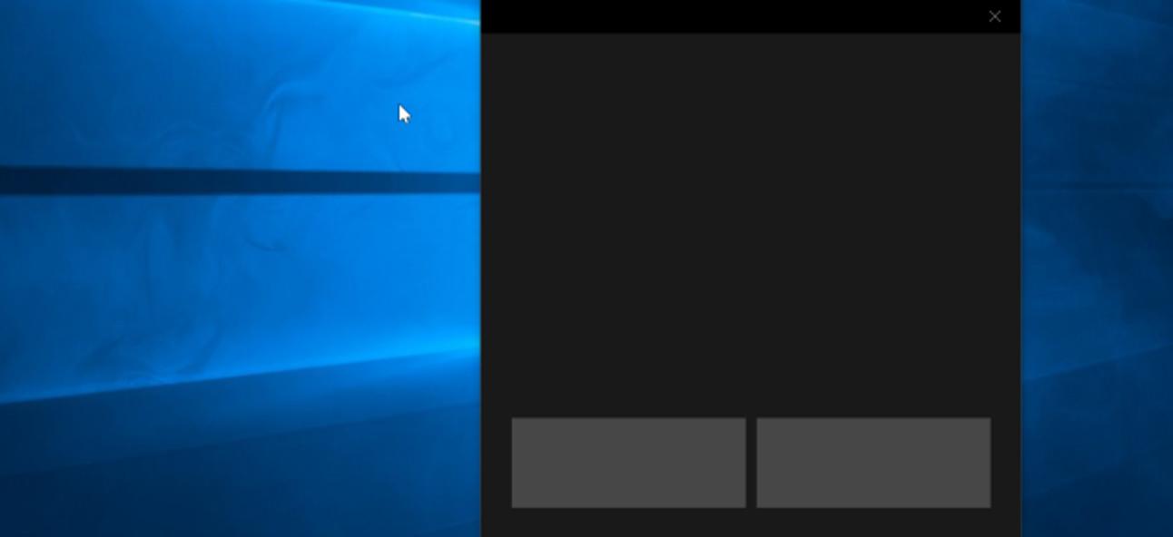 Aktivieren und Verwenden des virtuellen Touchpads unter Windows 10