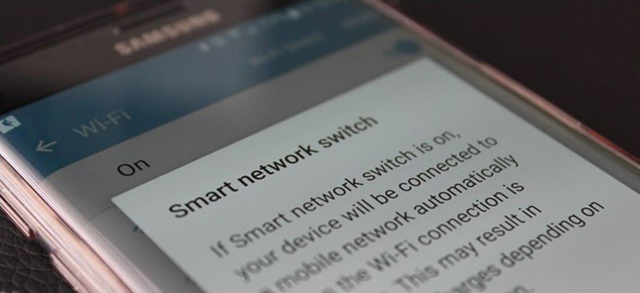 """So deaktivieren Sie den """"Smart Network Switch"""" von Samsung, um zu viel Datennutzung zu vermeiden"""