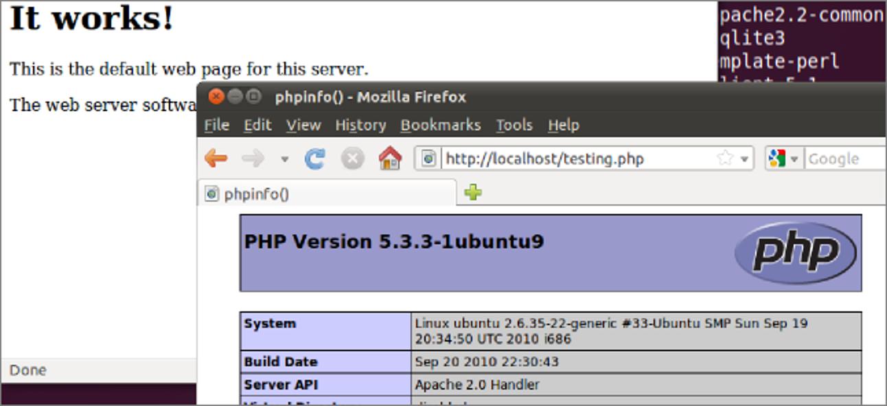 So verwandeln Sie Ihren Ubuntu-Heim-PC in einen LAMP-Webserver