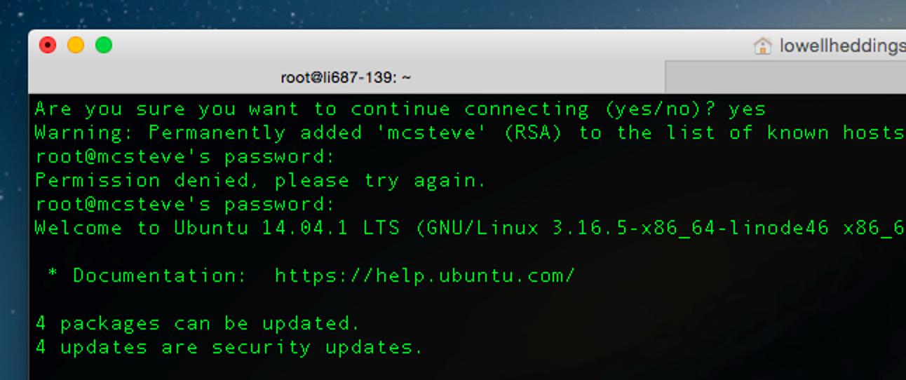 So aktivieren Sie automatische Sicherheitsupdates unter Ubuntu Server