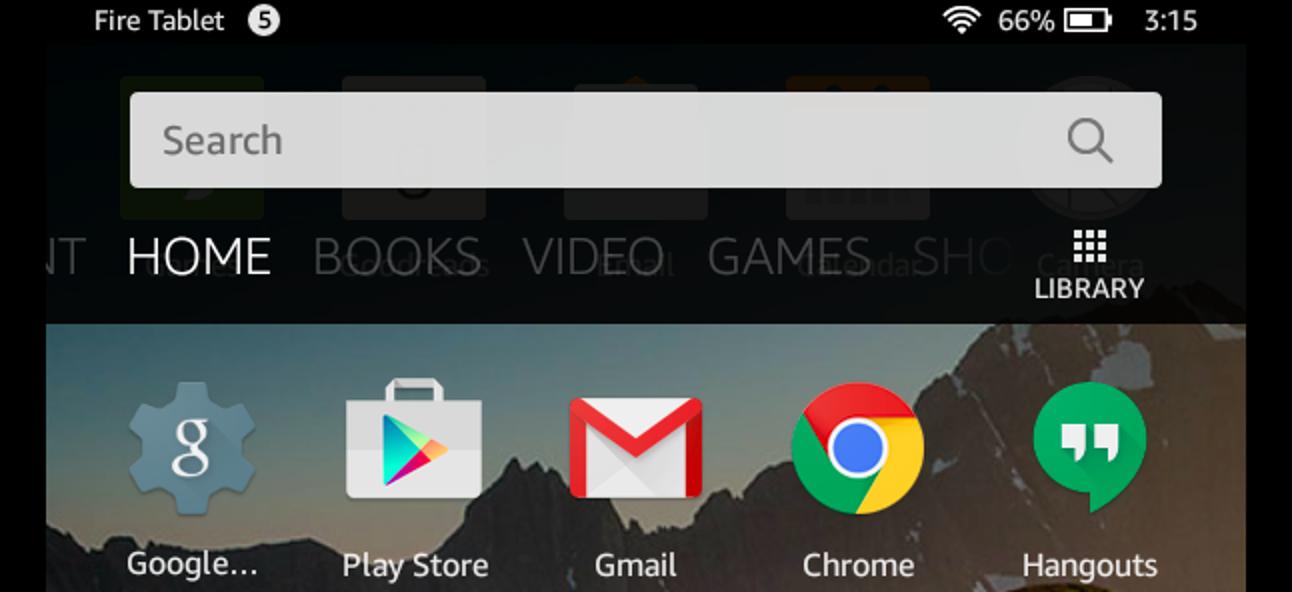 So installieren Sie den Google Play Store auf dem Amazon Fire Tablet oder Fire HD 8