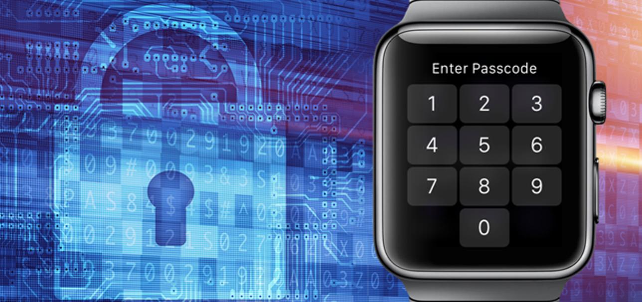 Einrichten und Verwenden eines Passcodes auf der Apple Watch