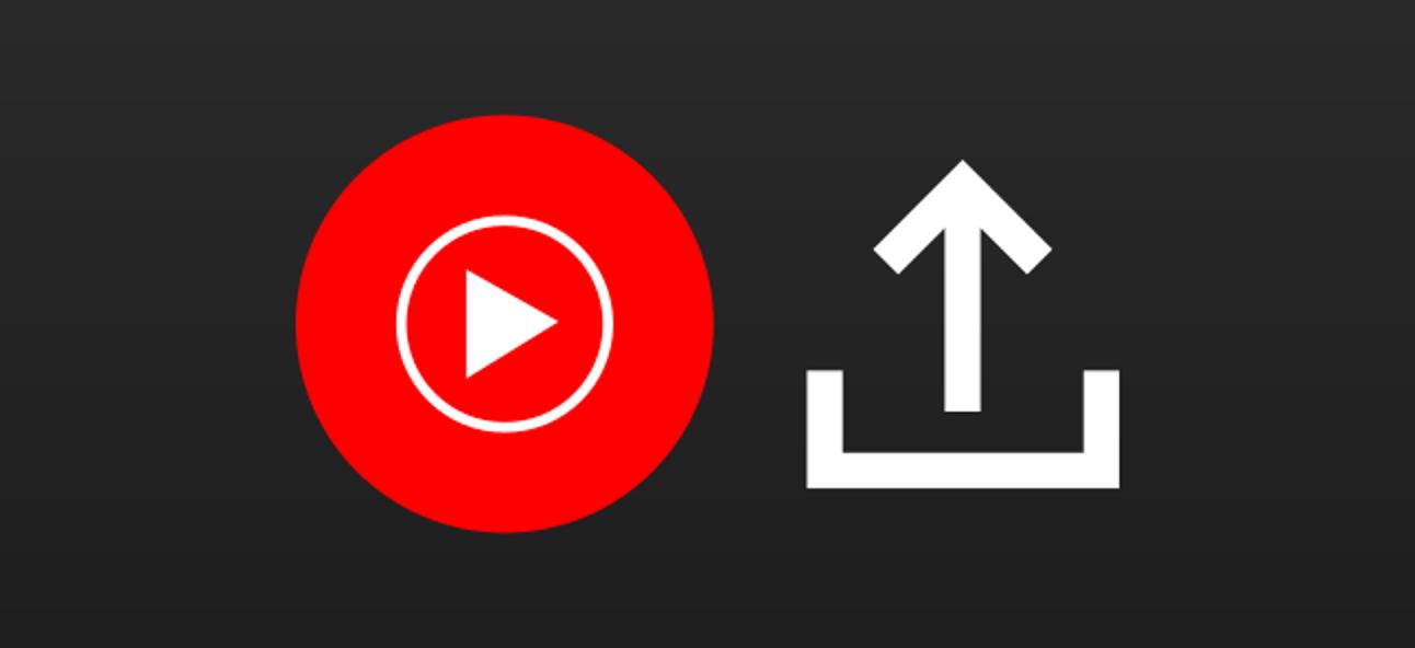 So laden Sie Musik auf YouTube Music hoch