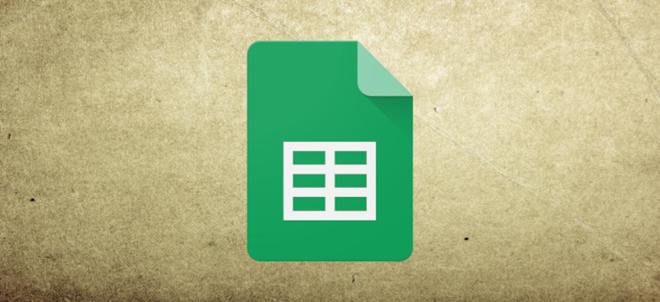 So erstellen Sie eine Google Sheets-Vorlage