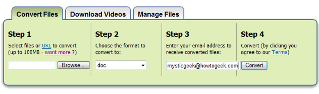 Konvertieren Sie PDF-Dateien in Word-Dokumente und andere Formate
