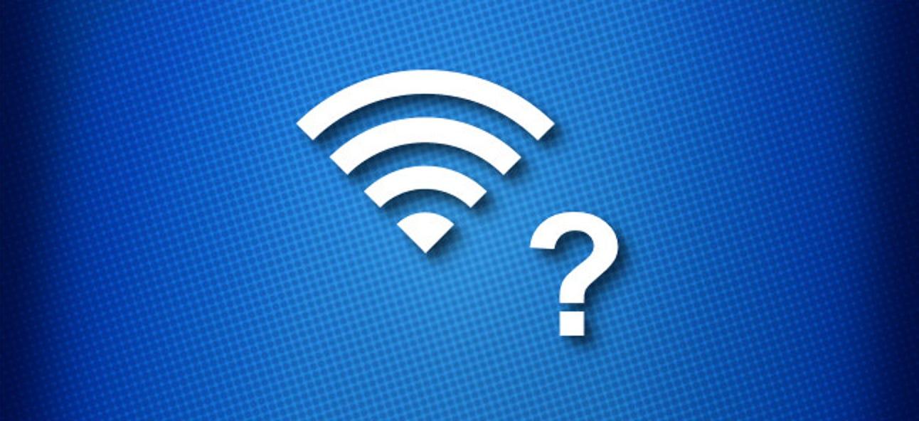 Warum bin ich mit Wi-Fi verbunden, aber nicht mit dem Internet?