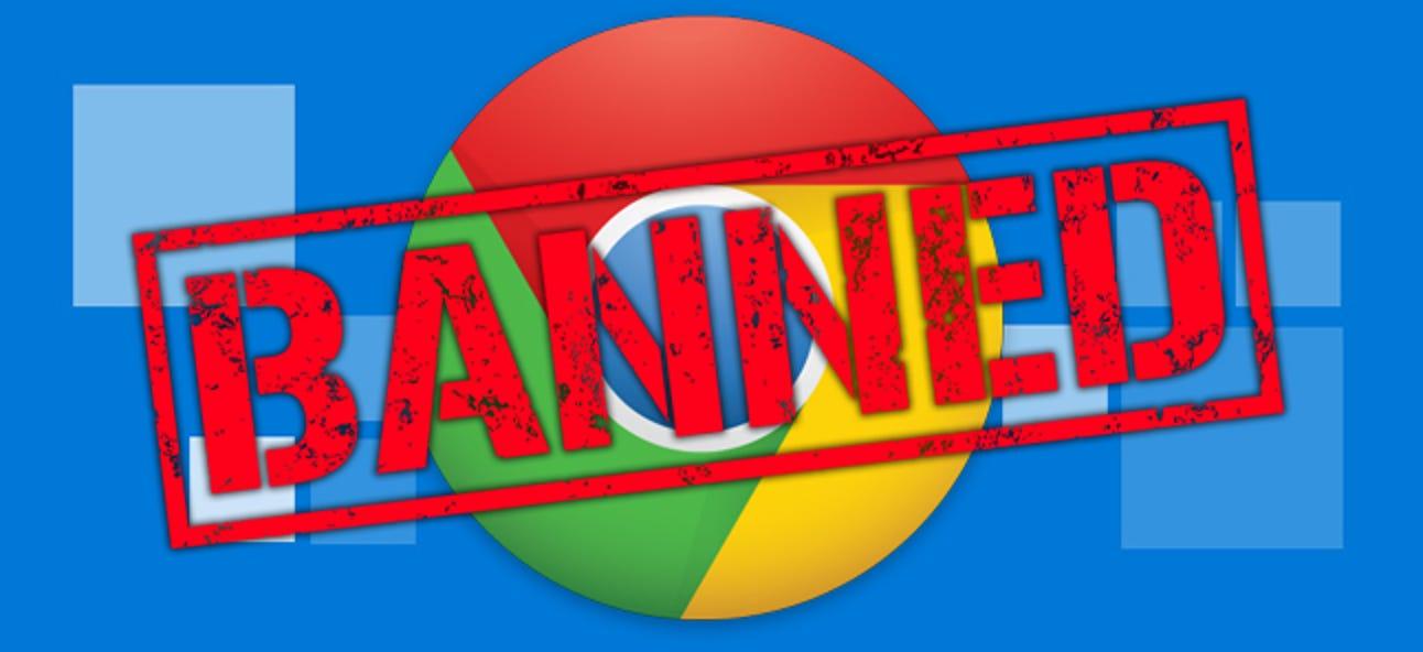 Ohne Google Chrome wird der Windows Store immer nerven