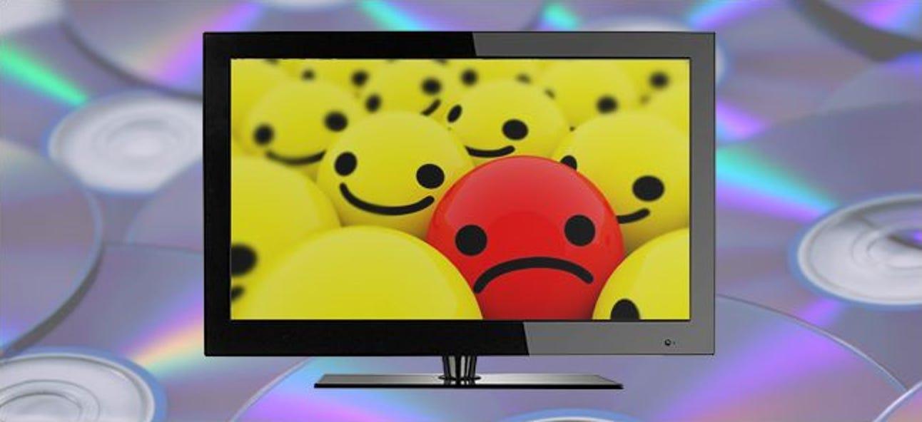 Wie können Sie DVDs auf Ihrem HDTV besser aussehen lassen?