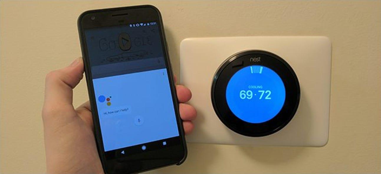So fügen Sie Ihrem Assistenten Smarthome-Geräte von Ihrem Telefon aus hinzu