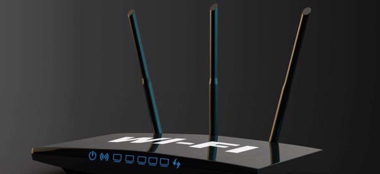 """Was ist """"Beamforming"""" auf einem WLAN-Router?"""